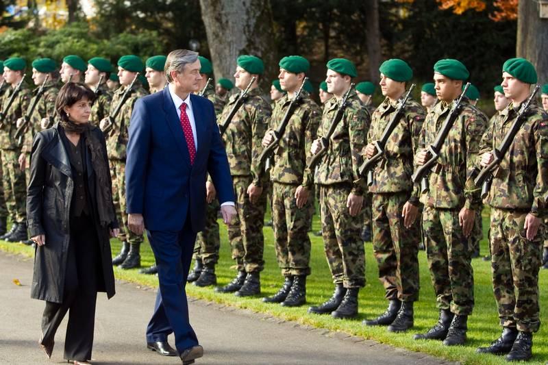 President of the Republic of Slovenia > President Türk on official